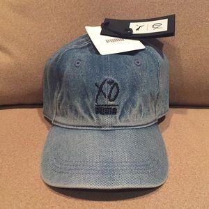Puma X XO Denim hat